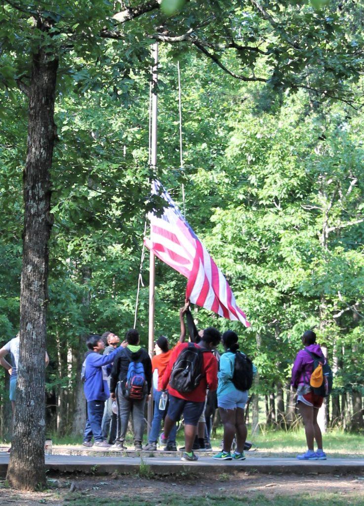 C5 camp 20190613 flag pole (1) (1)