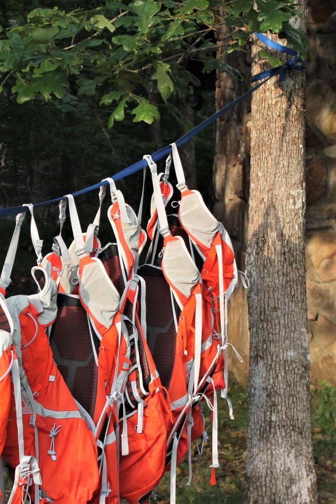 C5 camp backpacks