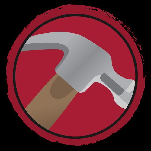 C5 hammer icon thumbnail
